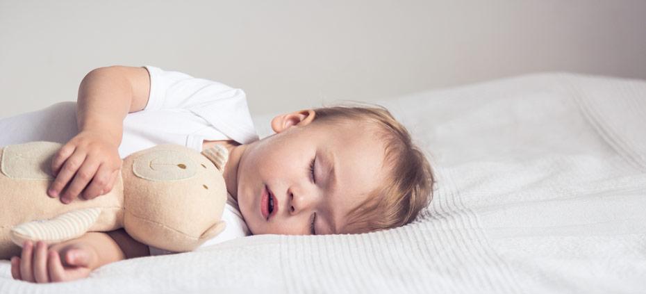 Jak nauczyć dziecko samodzielnego zasypiania