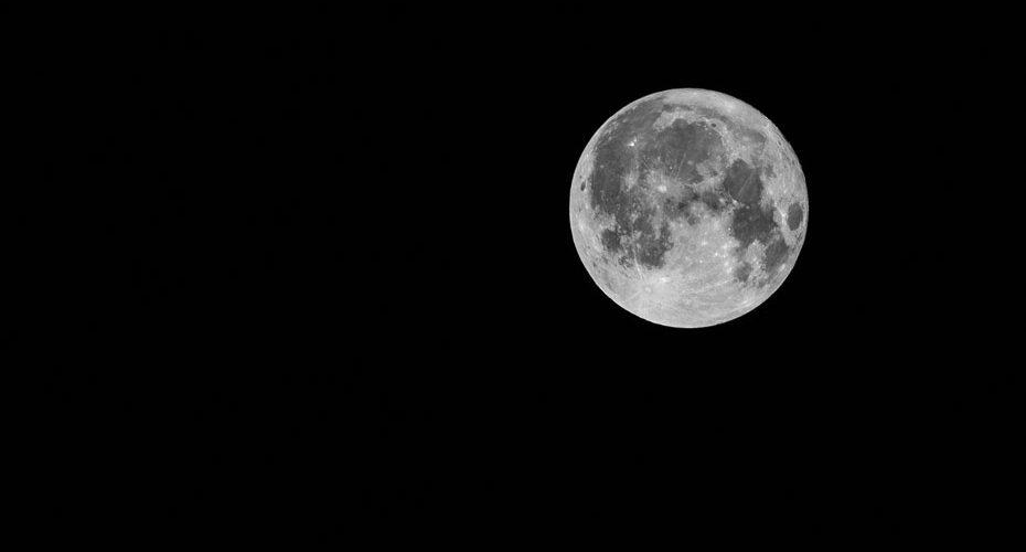 Jak zasnąć… gdy Księżyc w pełni