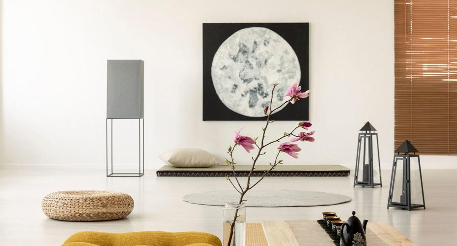 Japońska mata i futon – idealny duet do spania