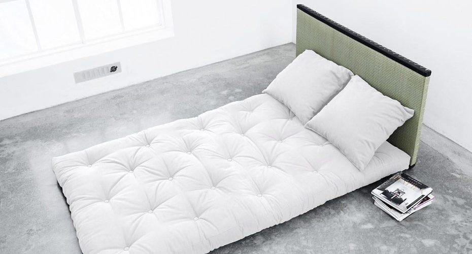 Spanie na futonie - dlaczego warto