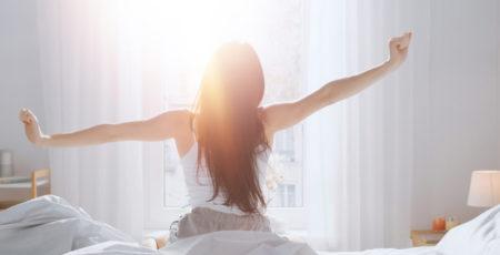Jak się rozbudzić i dobrze wstać