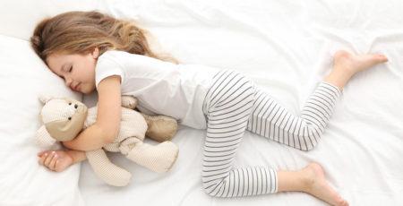 Ile powinny spać dzieci w wieku szkolnym?